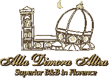 Bed & Breakfast à Florence Italie Alla Dimora Altea • Site officiel